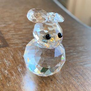 Swarovski figurine- baby bunny